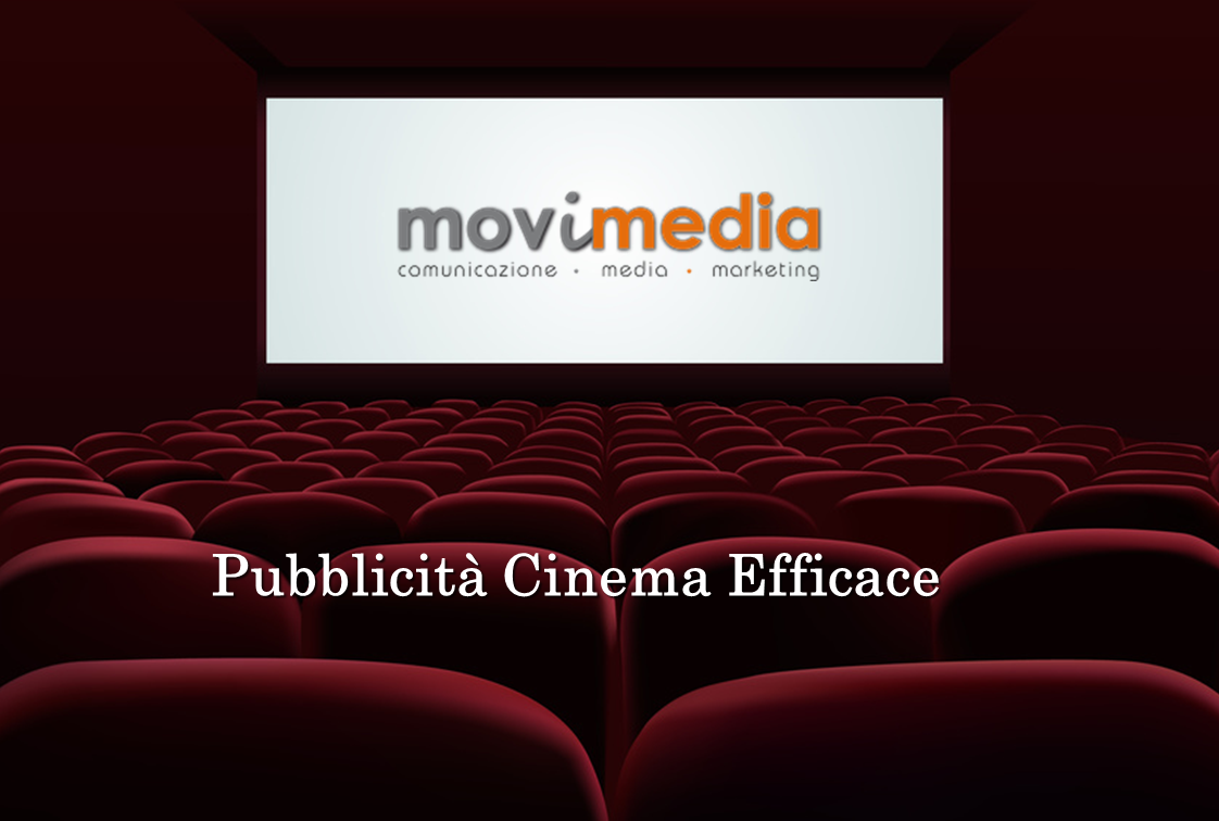 movimedia pubblicita cinema efficace